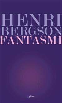 Henri bergson essays